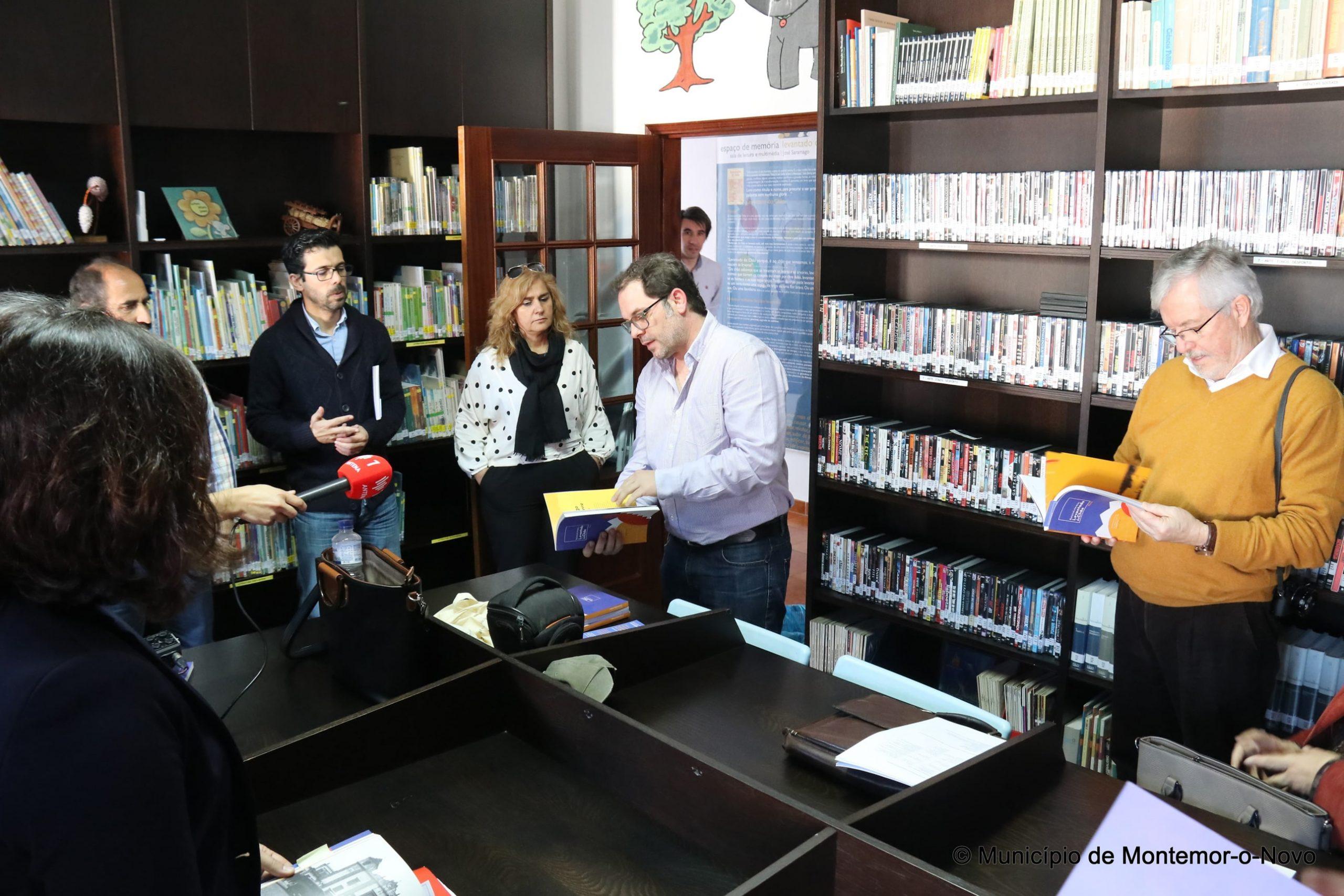Apresentação do Roteiro à Imprensa - Lavre, 21.02.20