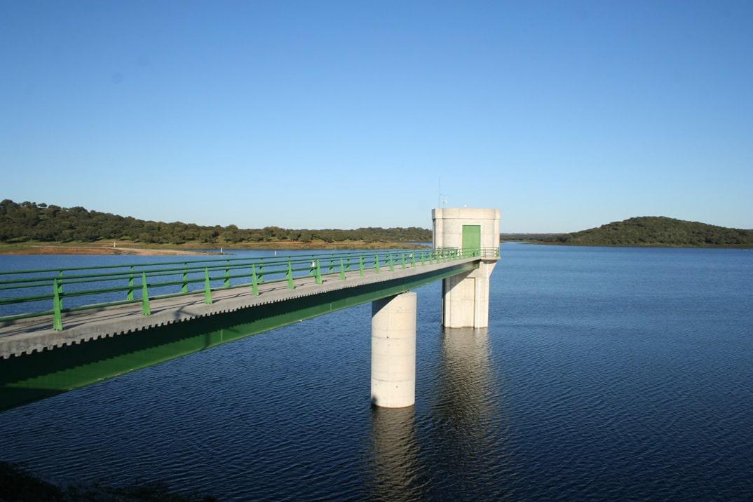 Barragem dos Minutos, Montemor o Novo (CMMN)