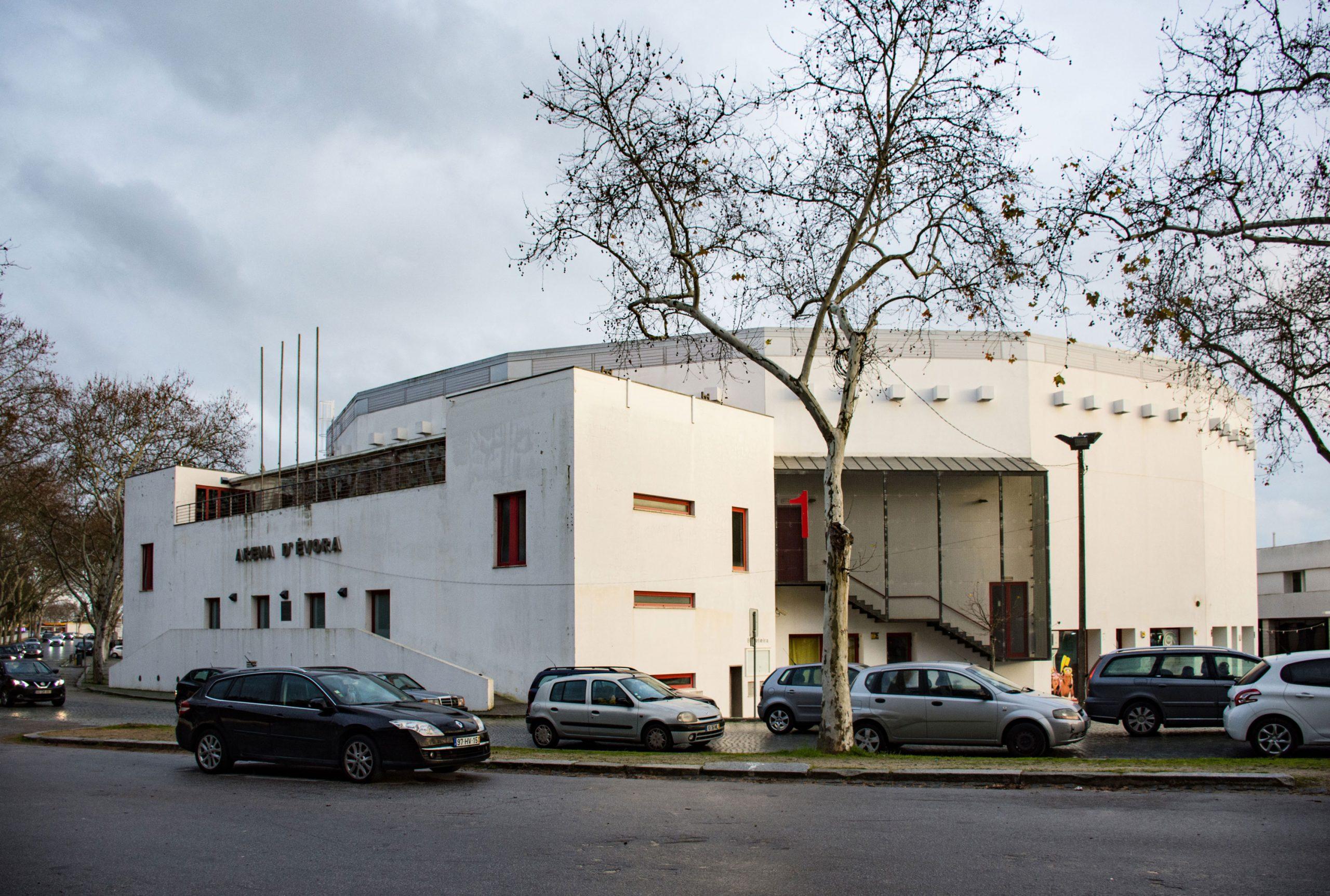 Arena de Évora - (CME, 2019)