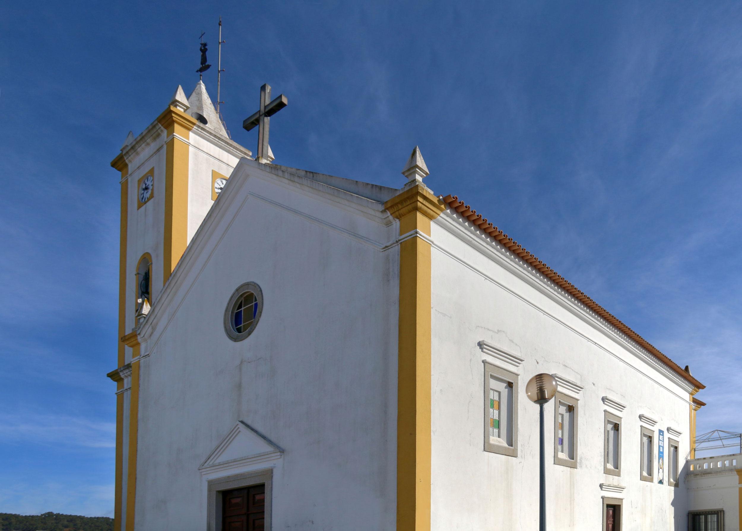 Igreja Paroquial do Escoural (CMMN, s/d)