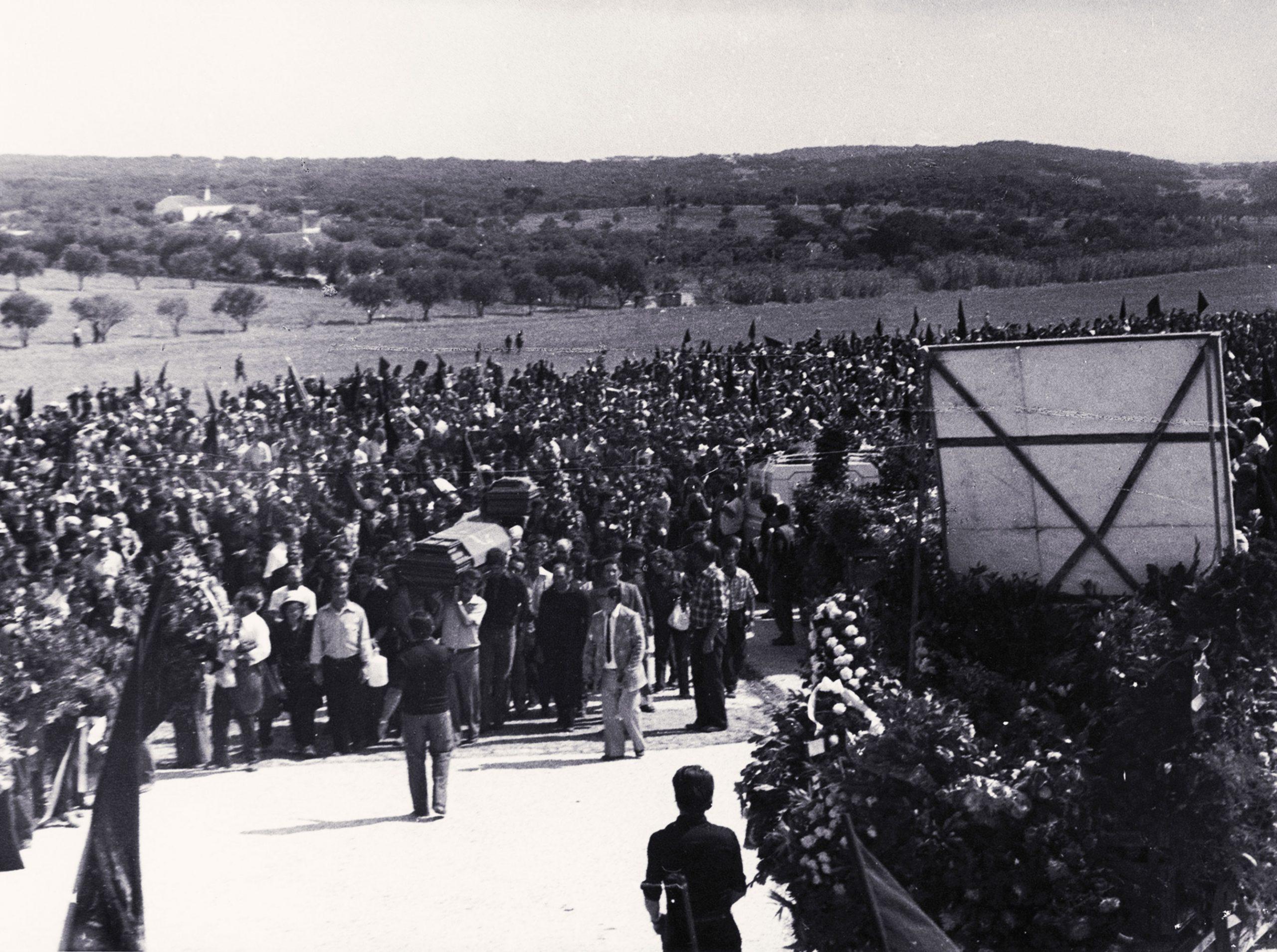 Funeral de Casquinha e Caravela (s/a, CMMN, 1979)