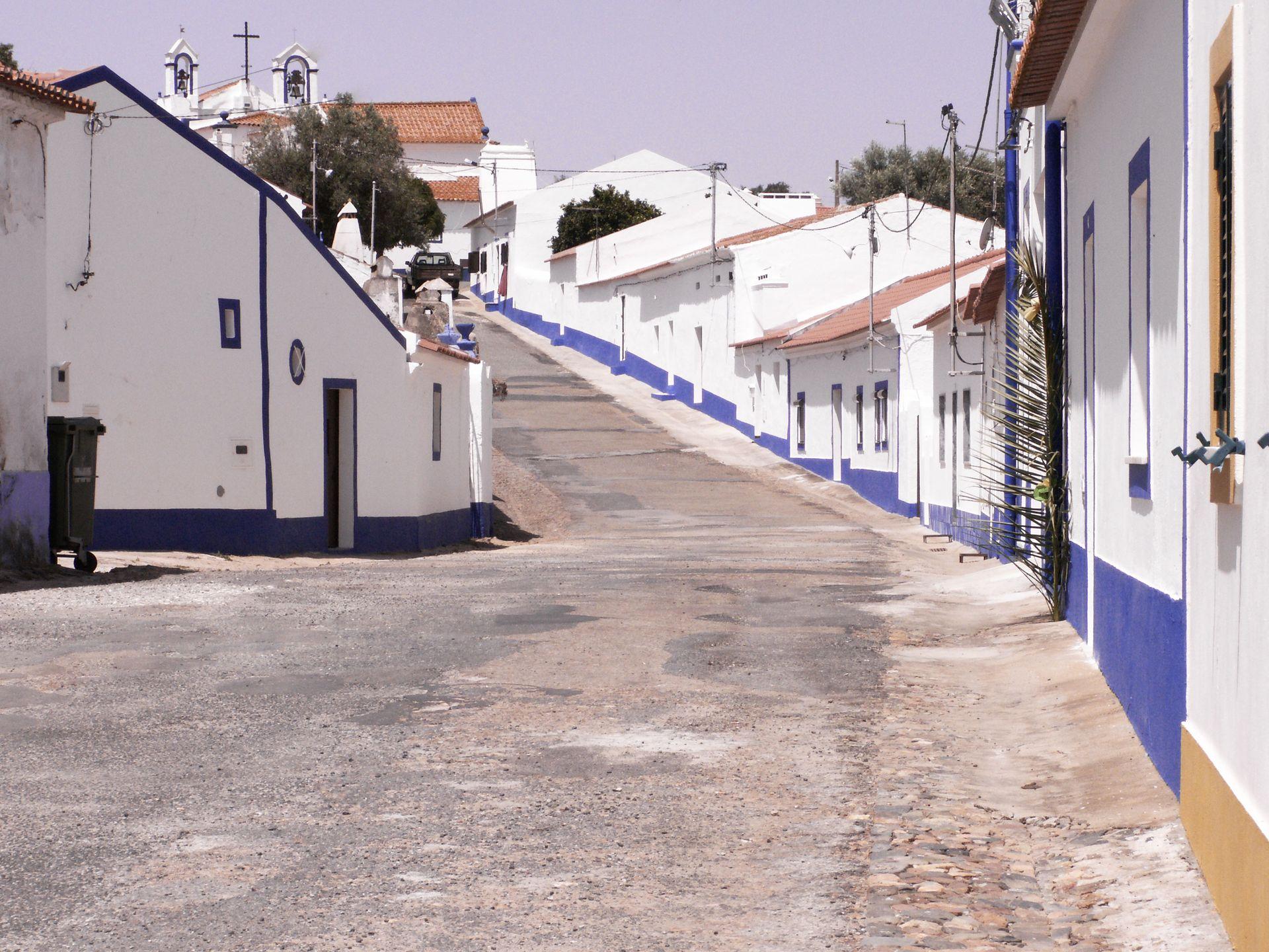 Rua onde se situavam as tabernas antigsão cristóvaoas (CMMN, 2019)