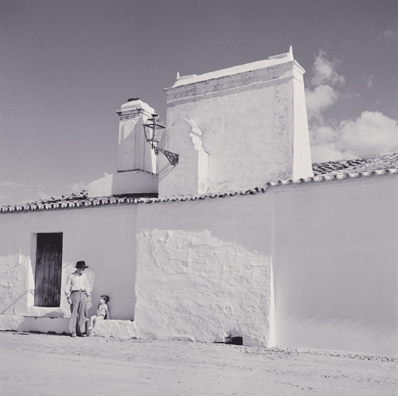 Habitações alentejanas séc. XX  (Artur Pastor, s/d)