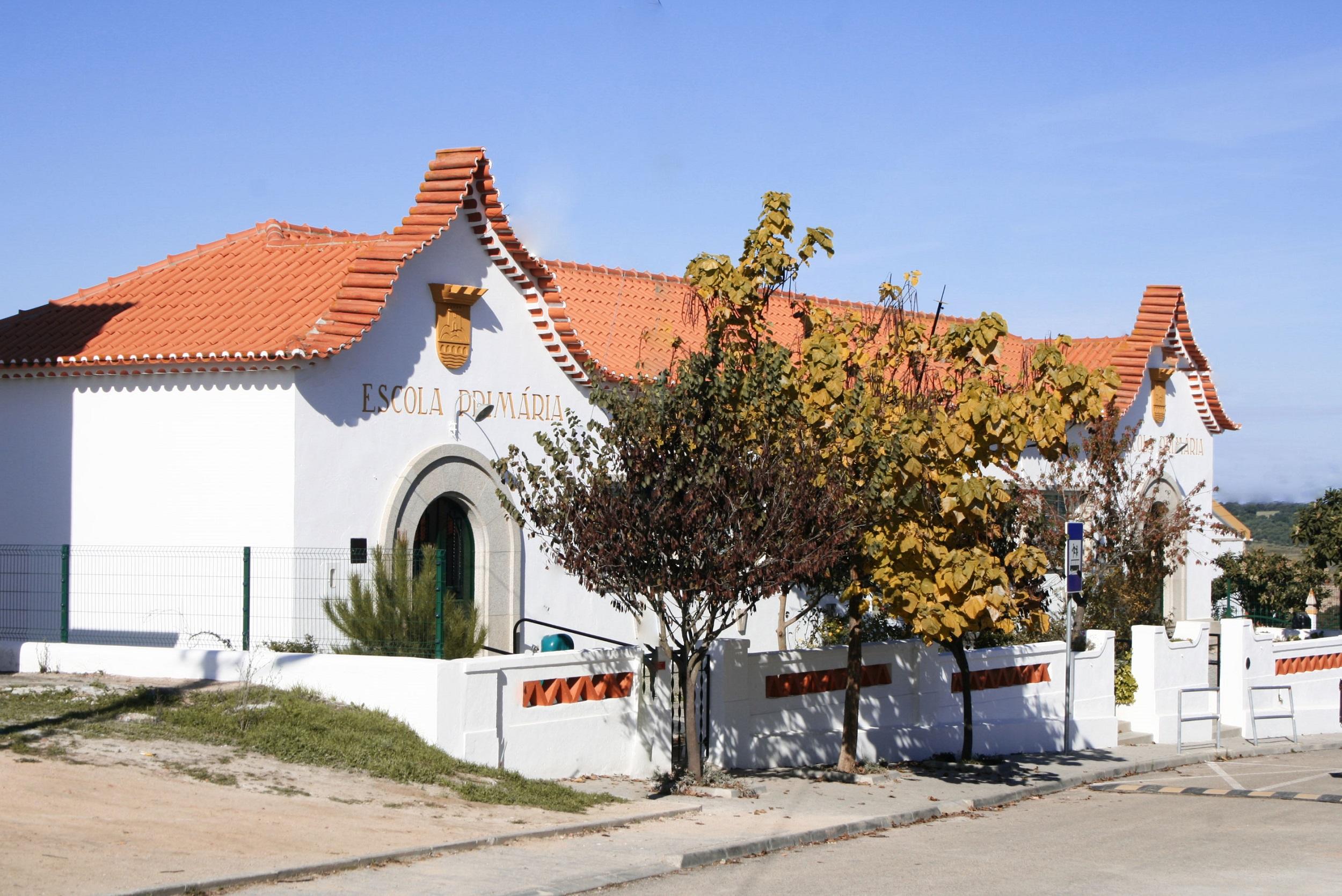 Escola Primária do Ciborro (CMMN, 2008)