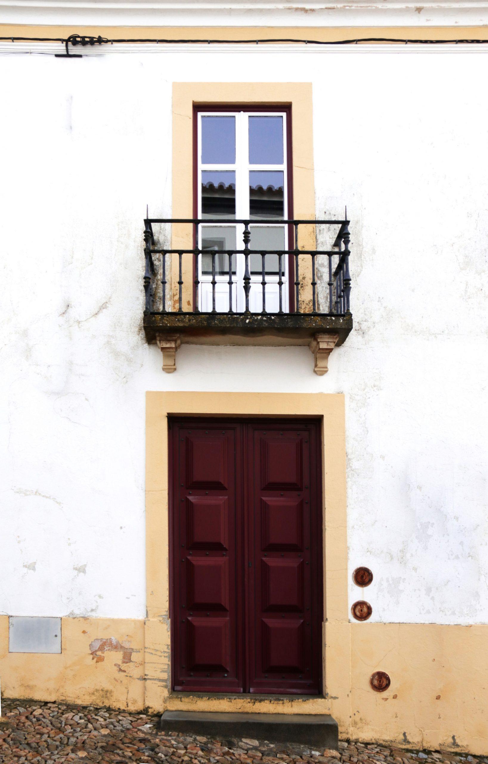 Janela do quarto onde pernoitou José Saramago (CMMN, 2019)
