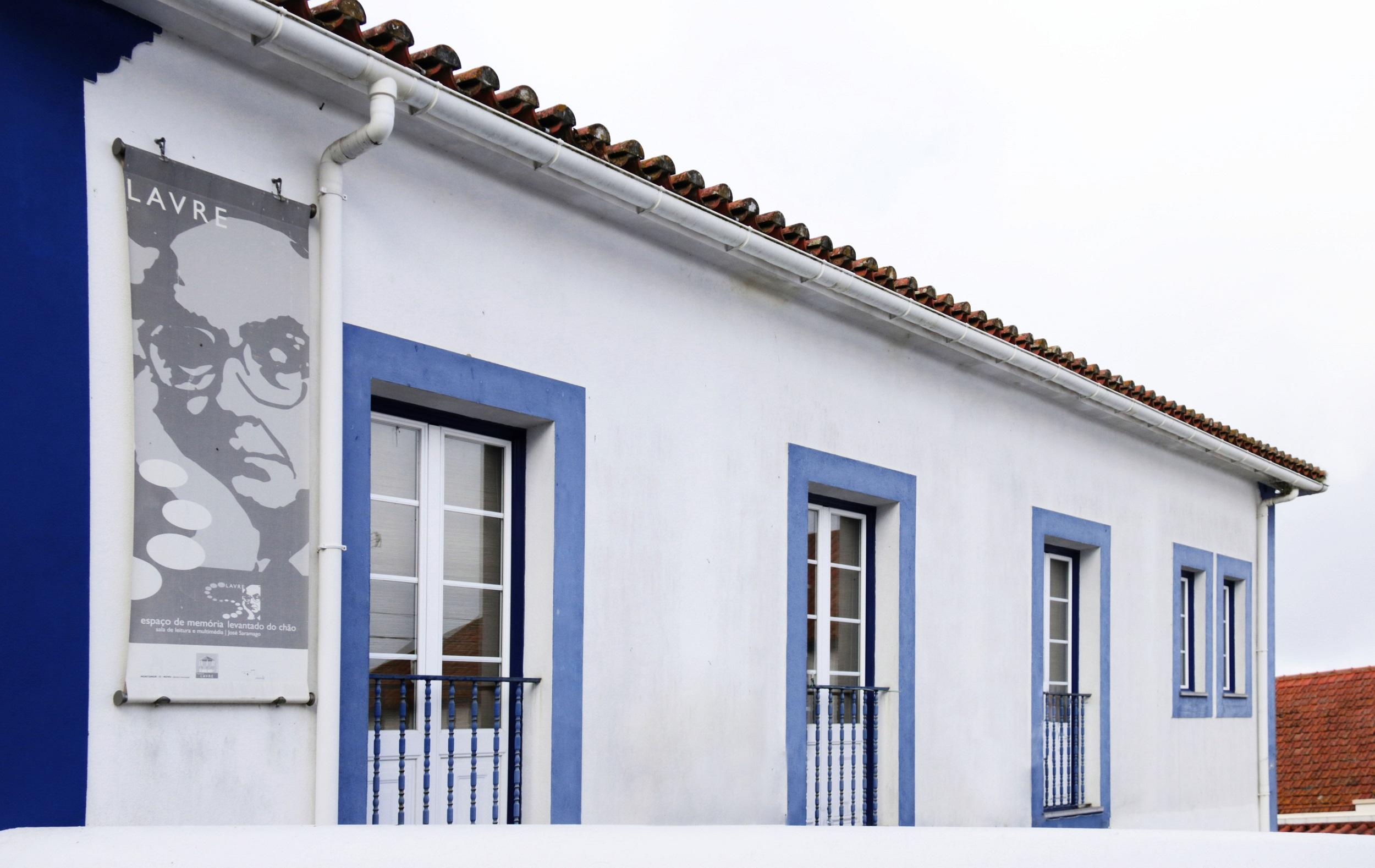 Casa de Leitura José Saramago (CMMN, 2019)
