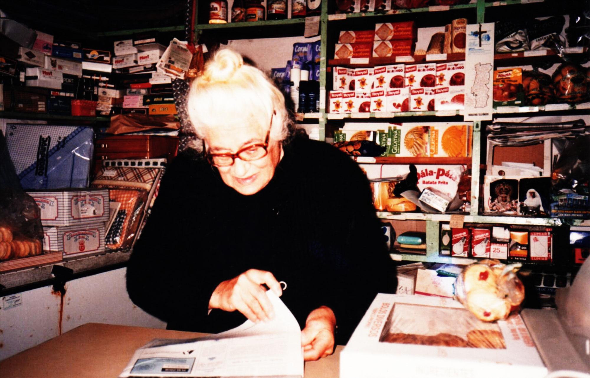Maria Saraiva - «Maria Graniza» (M. F. Novo, 1998)