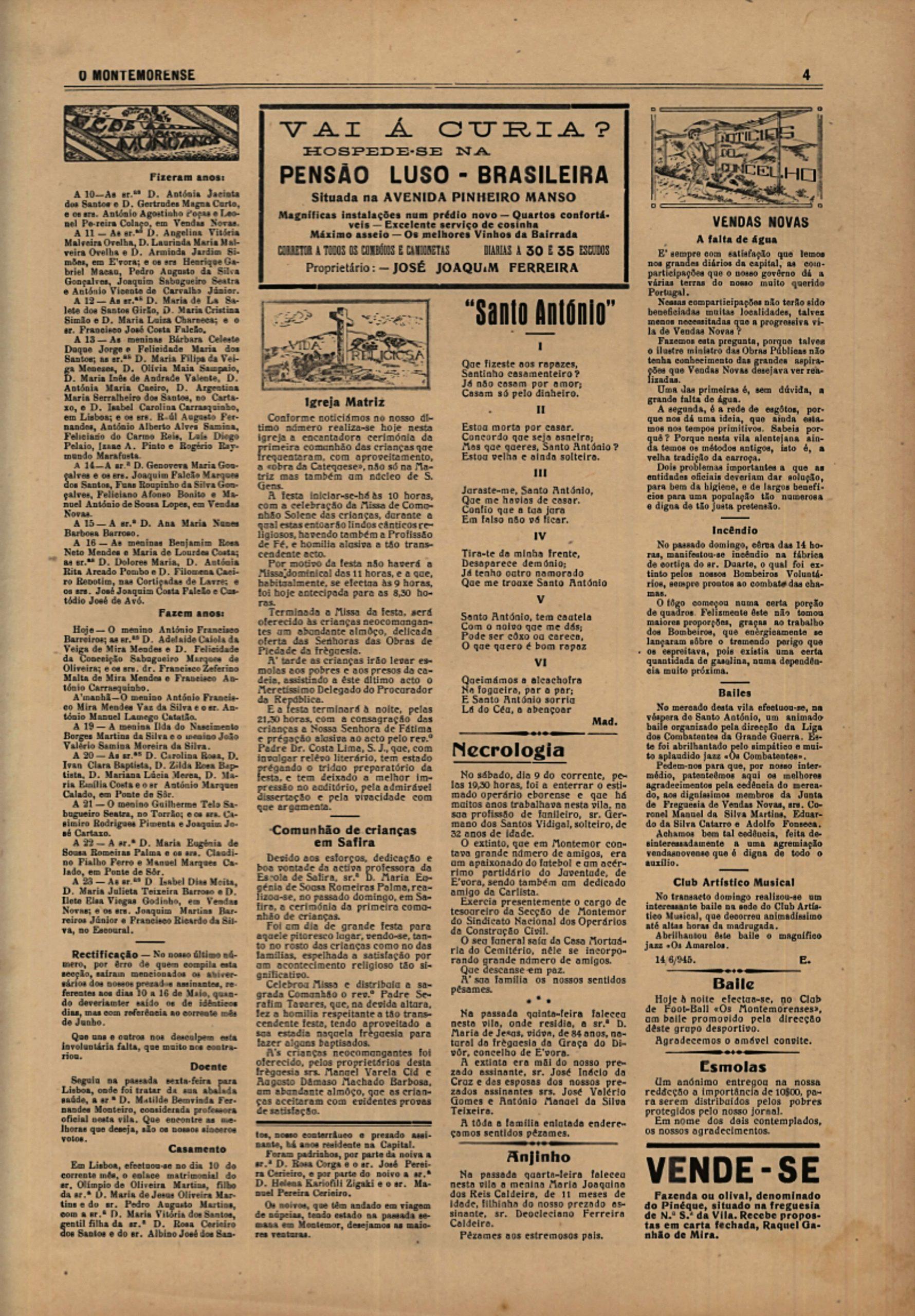 Jornal Montemorense (17-6-1945)