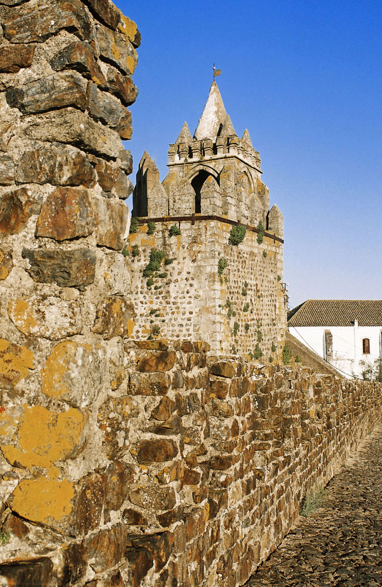 Castelo de Montemor-o-Novo (CMMN, 2003)