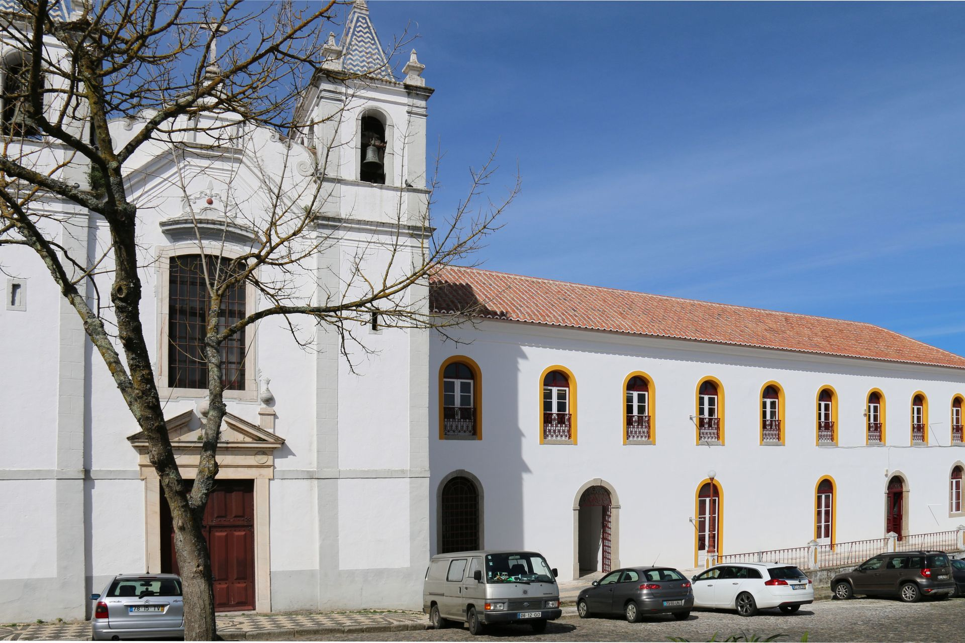 Convento de São João de Deus e Igreja Matriz (CMMN, 2018)
