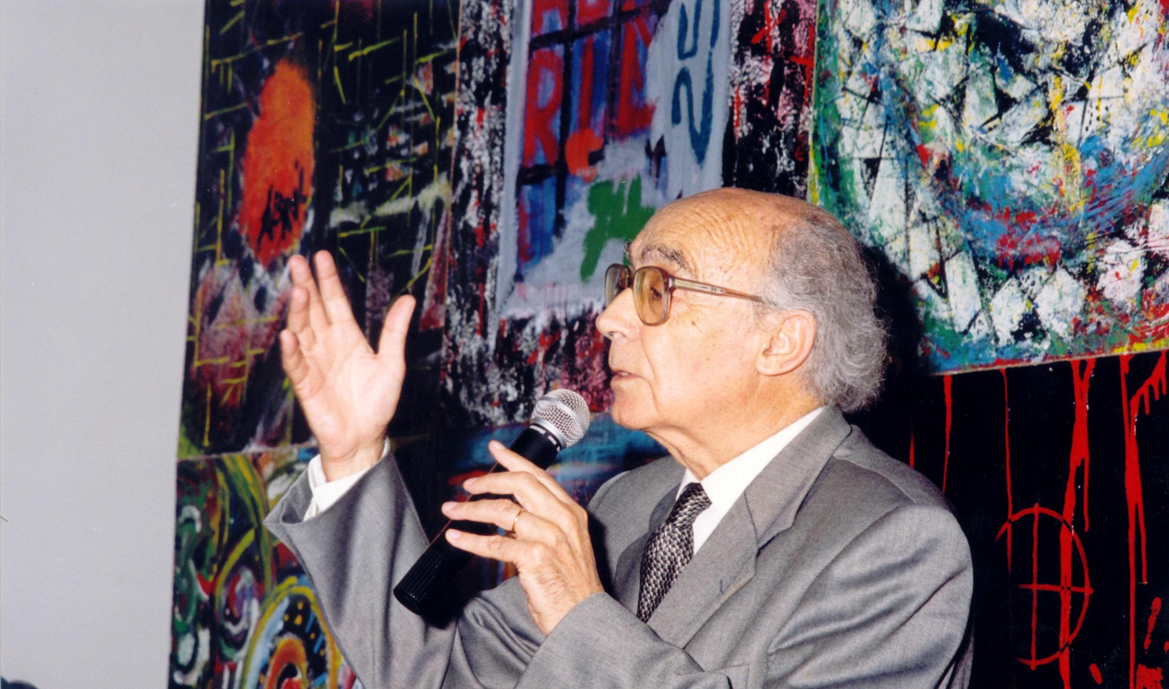 Município de Montemor-o-Novo relembra José Saramago