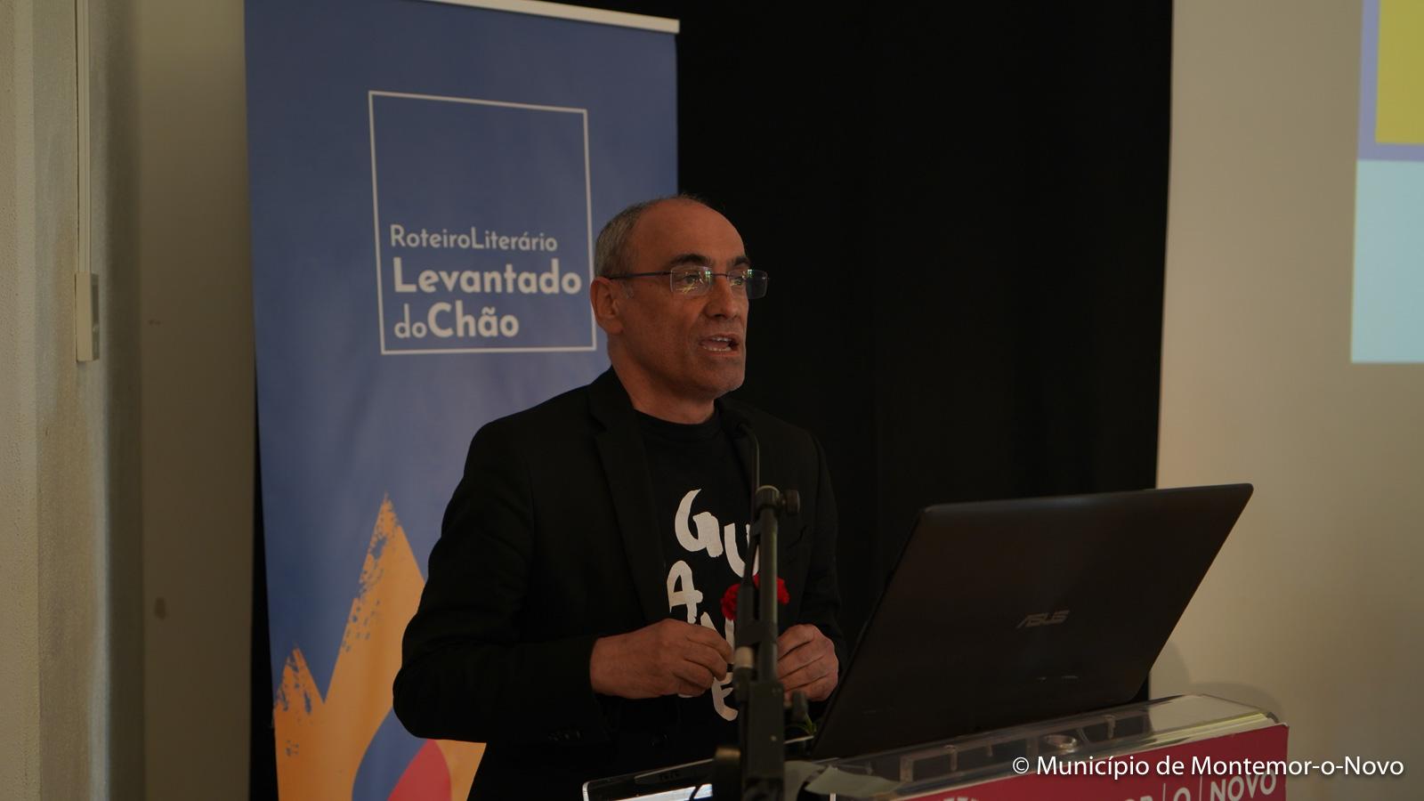 Verador da Câmara Municipal de Évora, Eduardo Luciano